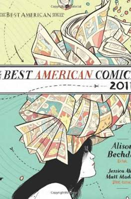 The Best American Comics (Hardcover 326 pp) #6