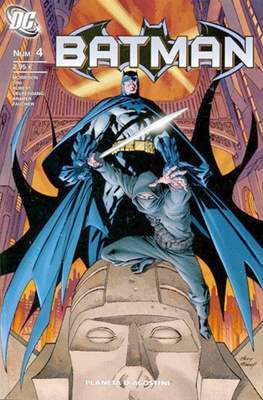 Batman (2007-2012) (Grapa. 48 pp) #4