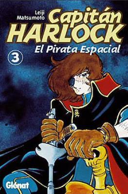 Capitán Harlock - El Pirata Espacial (Rústica con sobrecubierta 192 pp) #3