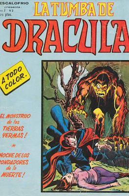 Escalofrio presenta: La tumba de Dracula Vol. 2 (1981) (Rústica 48-56 pp) #3