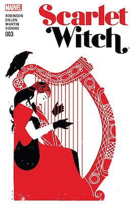 Scarlet Witch Vol. 2 #3