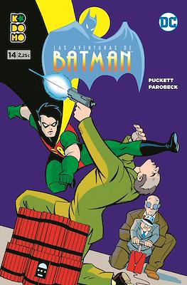 Las aventuras de Batman (Grapa 24 pp) #14