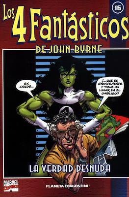 Coleccionable Los 4 Fantásticos de John Byrne (2002) (Rústica 80 pp) #16