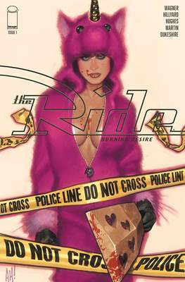 The Ride: Burning Desire (Comic Book 32 pp) #1