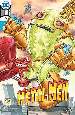Metal Men (Vol 4. 2019-) (Comic Book) #9
