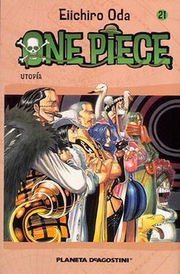 One Piece (Rústica con sobrecubierta) #21