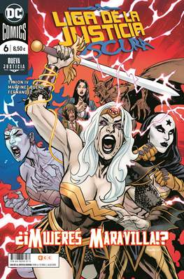 Liga de la Justicia Oscura (2019-) (Rústica 80-72 pp) #6