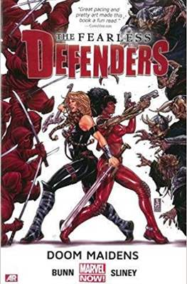 The Fearless Defenders (2013-2014)
