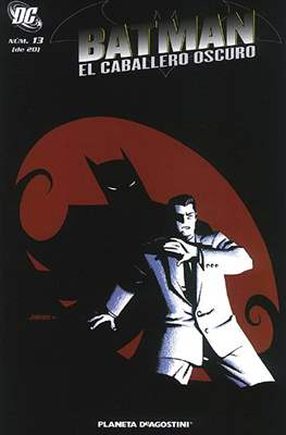 Batman el Caballero Oscuro (segundo coleccionable) (Rústica 192 pp) #13
