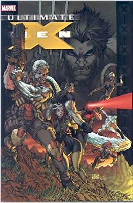 Ultimate X-Men (Hardcover) #8