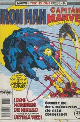 Iron Man. El Hombre de Hierro. Vol. 1 (Rústica retapado 180 pp) #10