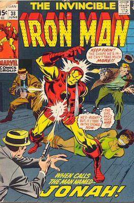 Iron Man Vol. 1 (1968-1996) (Comic book) #38