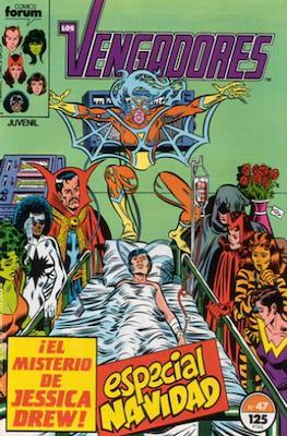 Los Vengadores Vol. 1 (1983-1994) #47