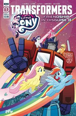 My Little Pony / Transformers: Friendship in Disguise II