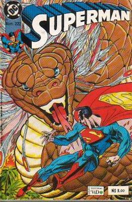 Supermán (1986-2001) (Grapa) #222