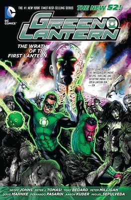 Green Lantern Vol. 5 #3.5