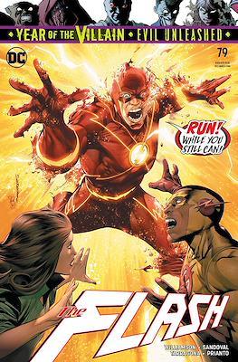The Flash Vol. 5 (2016-2020) (Comic Book) #79
