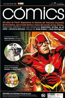 ECC Cómics (Grapa 48 pp) #16