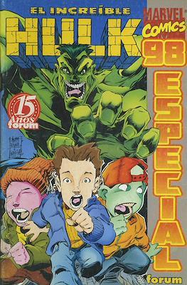 Hulk vol. 2 Especiales (1994-1999) (Grapa 64 pp) #3