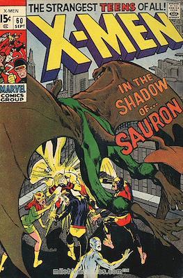 The Uncanny X-Men (1963-2011) (Comic-Book) #60