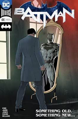 Batman Vol. 3 (2016-) (Comic-book) #44