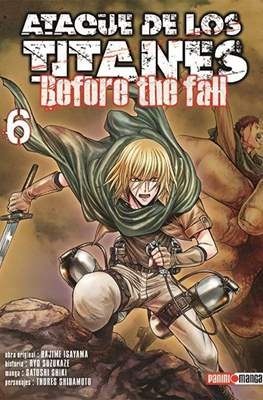 Ataque de los Titanes: Before the Fall #6