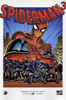 Grandes héroes del cómic (Rústica) #3