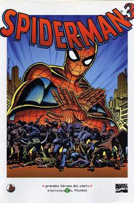 Grandes héroes del cómic #3