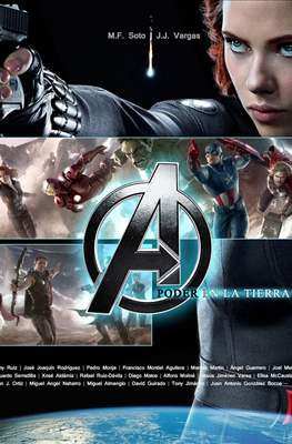 Avengers: Poder en la Tierra