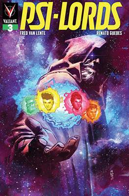 Psi-Lords (Comic Book) #3