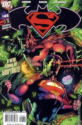 Superman / Batman (2003-2011) (saddle-stitched) #46