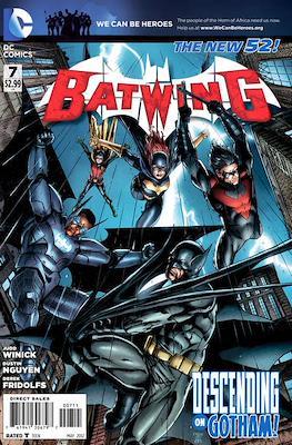 Batwing Vol. 1 (2011) (Comic-Book) #7