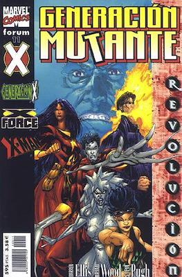 Generación Mutante (2000-2002) #11