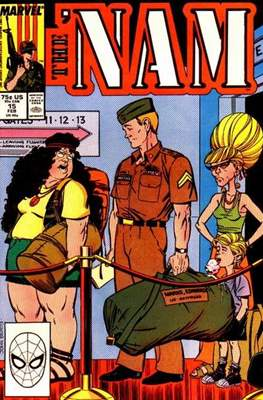 The 'Nam Vol 1 (Comic-book.) #15