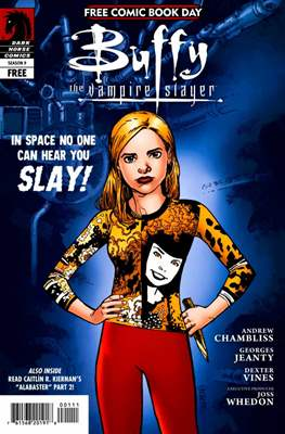 Buffy the Vampire Slayer Season 9. Free Comic Book Day 2012