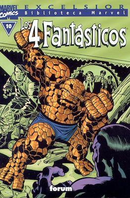 Biblioteca Marvel: Los 4 Fantásticos (1999-2001) (Rústica 160 pp) #10
