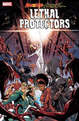 Absolute Carnage: Lethal Protectors (Comic Book) #3
