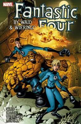 Fantastic Four by Waid & Wieringo Ultimate Collection (Paperback) #4