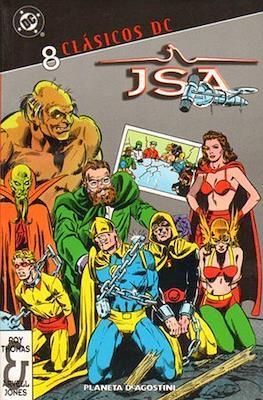 JSA. Clásicos DC (Rústica 208 pp) #8