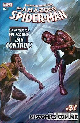 The Amazing Spider-Man (2016-2019) (Grapa) #23