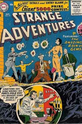 Strange Adventures (Comic Book) #73
