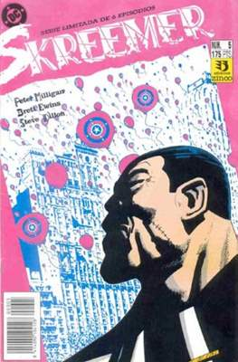 Skreemer (Grapa, 32 páginas (1992-1993)) #5