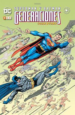 Superman y Batman: Generaciones (Cartoné 672 pp) #