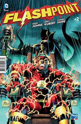 Flashpoint (Grapas) #2