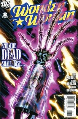 Wonder Woman Vol. 3 (2006-2011) (Comic Book) #8