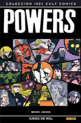 Powers. 100% Cult Comics (Rústica 128-240 pp) #2