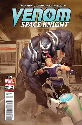 Venom: Space Knight (Comic Book) #9
