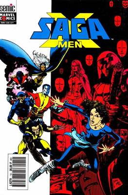 X-Men / X-Men Saga (Broché) #14