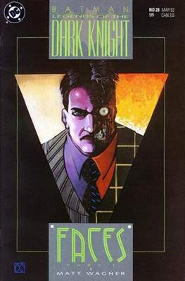 Batman: Legends of the Dark Knight Vol. 1 (1989-2007) (Comic Book) #28