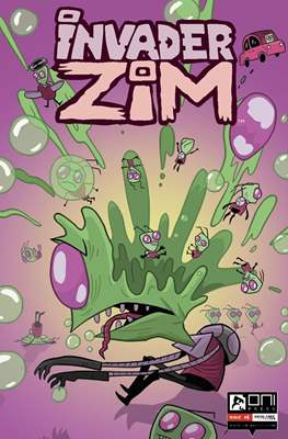 Invader Zim (Comic Book) #5